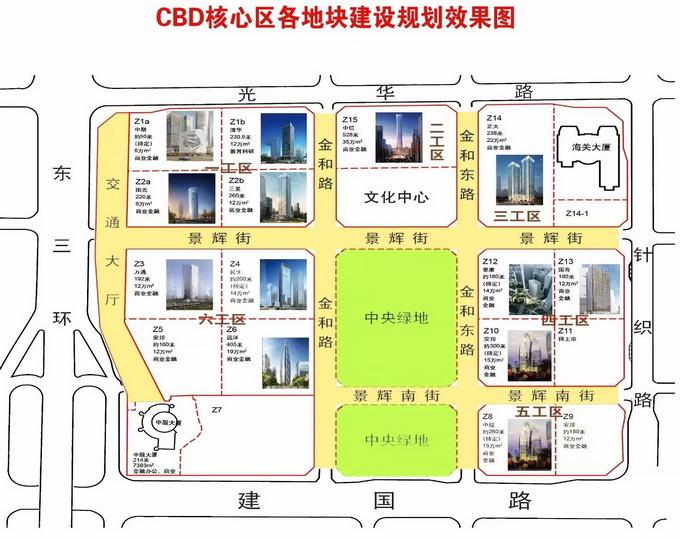 探秘北京CBD地下城平地深
