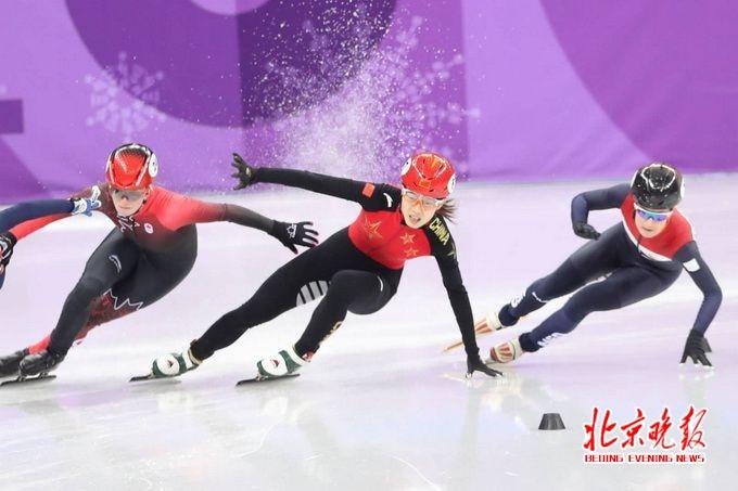 中国冰刀无缘女子500米决赛 冬奥会16年不
