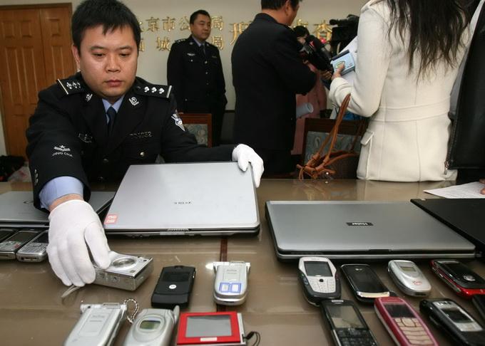 pk10平刷不加倍教程:京津冀皖系列盗窃专案破获_破案425起181人落网