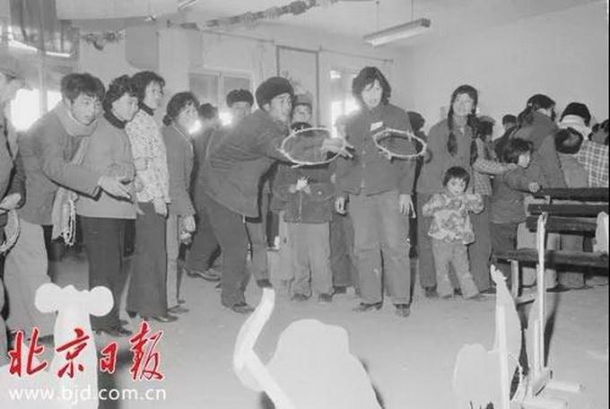20张珍贵照片回顾老北京5个年代的春节