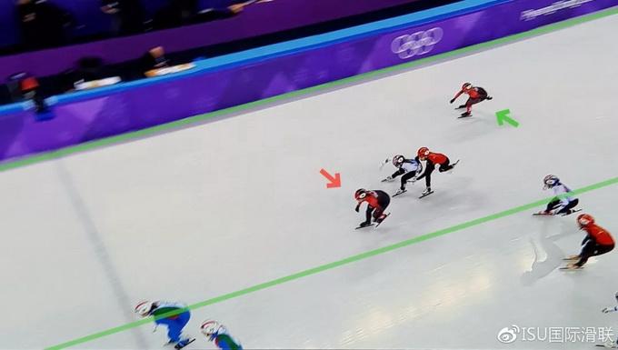 伯乐彩票平台可信吗:中国队判罚申诉_判犯规后国际滑联拿出一张照片网友们炸了