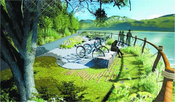 十渡将建20公里慢行廊道 河长制实行以来封堵42处排污口