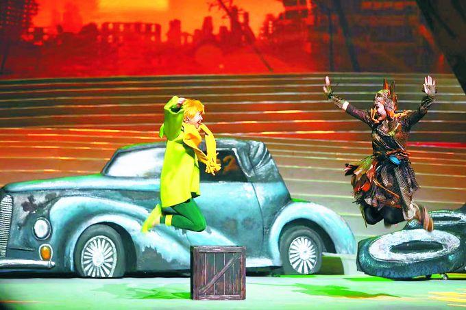 经典话剧《小王子》保利上演 中国两年内将建主