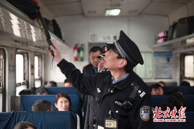 北京乘警支队的故事:绿皮车老乘警李杰守护乘客幸福18年