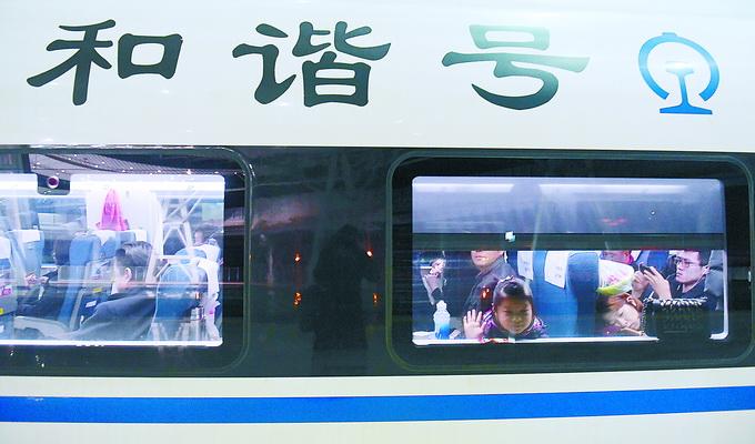 北京南站将增开去往天津济南青岛方向高铁