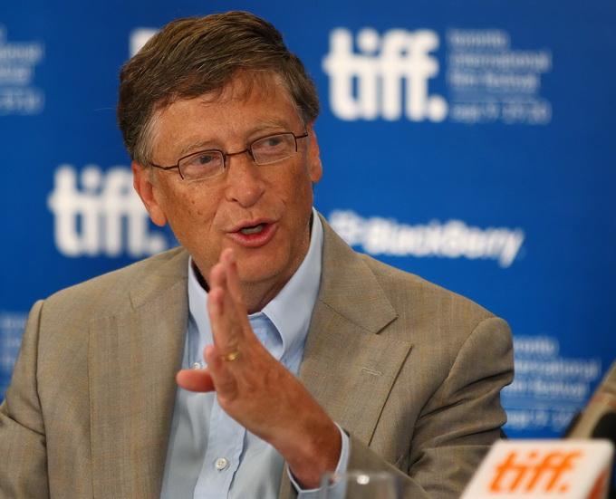 """比尔·盖茨:看衰加密货币和马斯克""""超级高铁"""""""