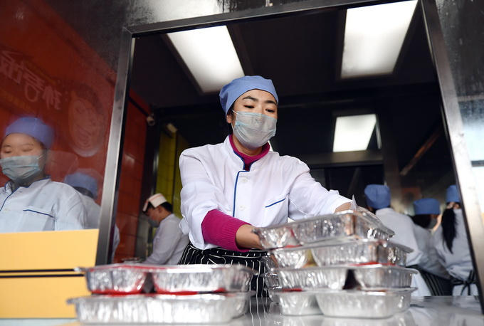 """金沙娱乐官方总网址:避免""""看图猜味""""_外卖平台实施餐品原材料公示"""