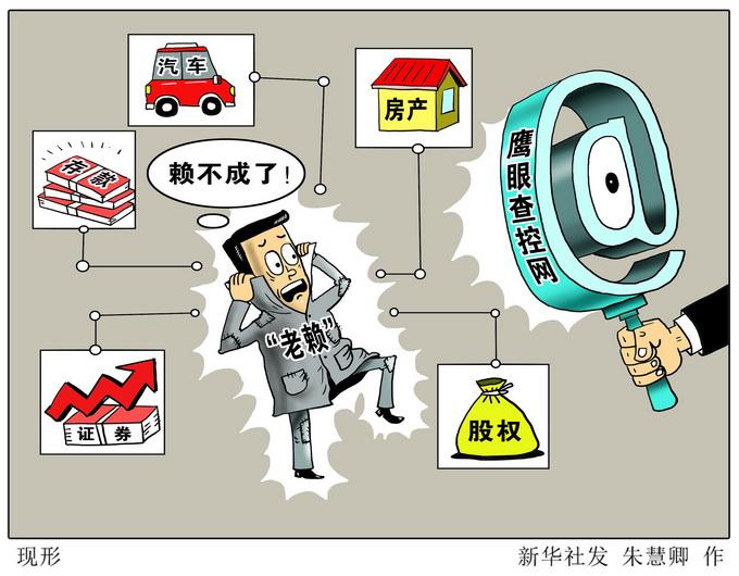 """重庆时时彩app苹果:""""老赖""""欠款四百万不还_法院强制赎回其理财产品结案"""