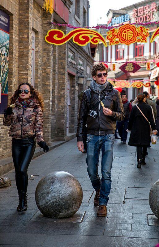 春游京城哪里去? 北晚影友用镜头带您领略后海人情味正浓