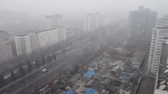澳门线上赌博开户:北京下雪了!大部今有小雨或雨夹雪_最高气温仅4℃