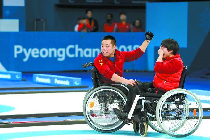 澳门威尼斯人电子游艺:北京残奥运动员获冰壶冠军_实现金牌零的突破