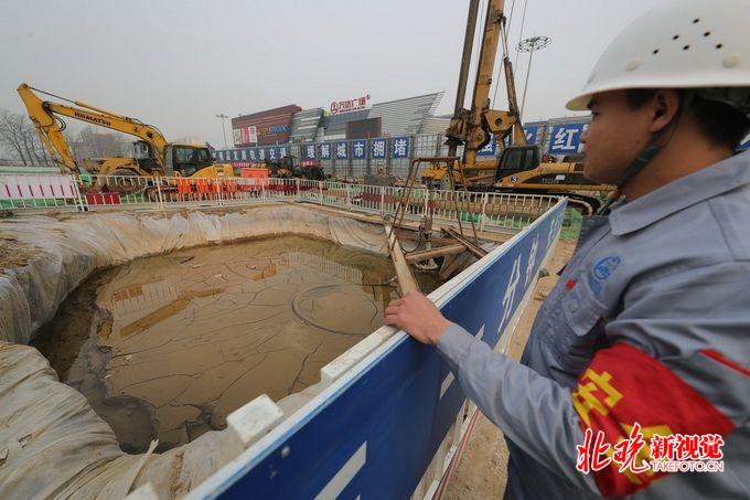 澳门网上赌博送彩金:北京地铁19号线全面进场施工_预计2020年通车