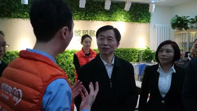 北京快乐8开奖网站:两会后民政部长黄树贤北京调研,重点关注养老大问题