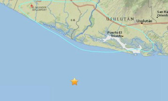 萨尔瓦多发生地震 该国南部太平洋沿岸多个城市