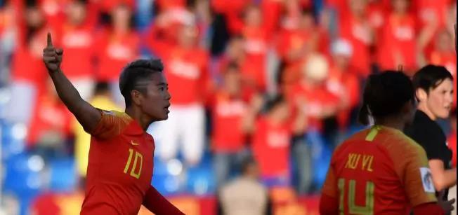 中国女足,菲律宾女足,世界杯,世界杯赛事中国女足3-0完胜菲律宾