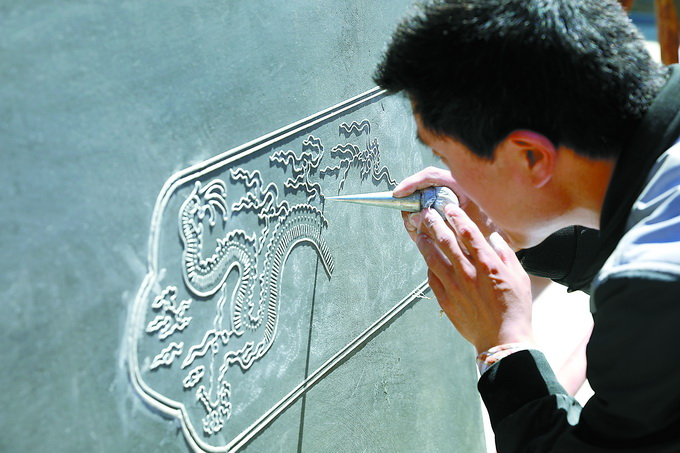 北京赛车玩法技巧:故宫养心殿选拔修缮油画工_养心殿下半年启动修缮后年完工