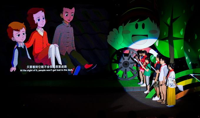 第九届少年儿童电影配音大赛正式启动 小朋友们还在等什么 北晚新视觉