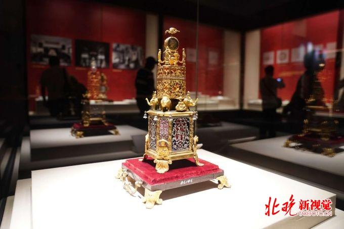 能玩北京赛车的APP:避暑山庄与外庙瑰宝展在中国园林博物馆开幕_乾隆玉玺首次在京亮相