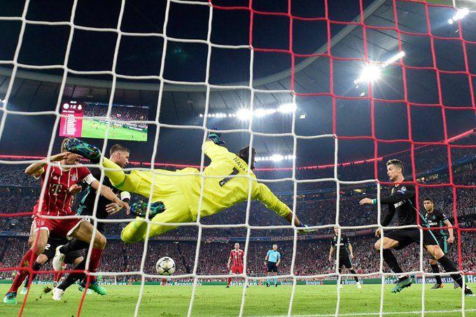 单双大小如何压才稳赚:欧冠半决赛:皇马拜仁门神比拼定胜负_一个8次扑救一个低级失误