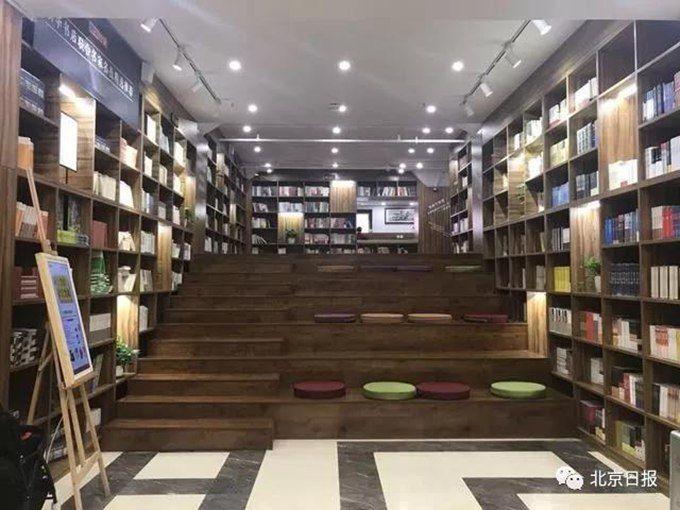 网上电子游戏平台:神了!这家书店靠刷脸就知道你想看什么书
