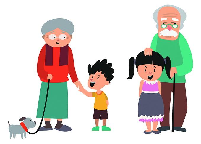 北京赛车杀号方法如下:老人退休了还要带孙子?两代人因带娃产生新矛盾