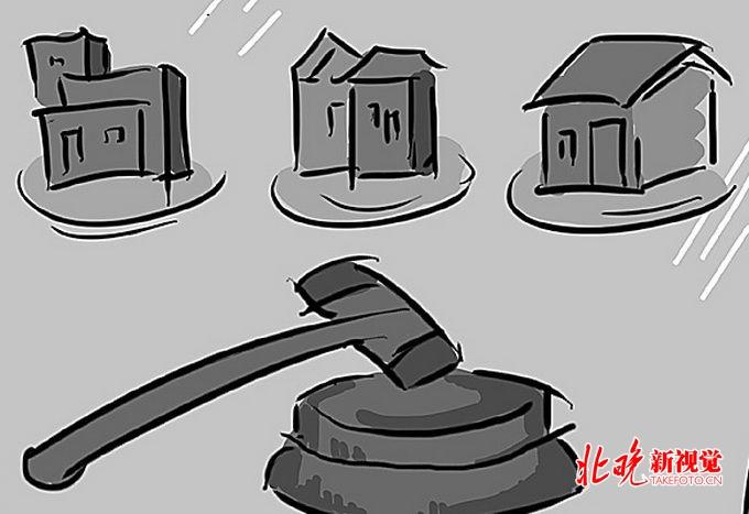 幸运飞艇5码公式67:北京朝阳法院司法拍卖拍出26套房产_各类拍品中机动车成交率最高