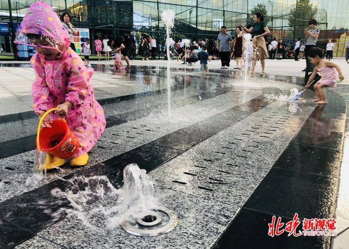 """金沙会线上娱乐:北京最高温38℃!""""火力""""全开_周末高温仍将持续"""