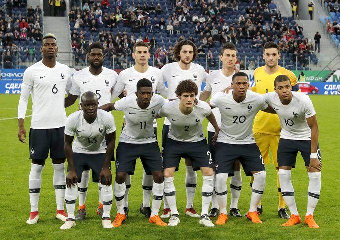 预测俄罗斯世界杯C组出线队:法国和丹麦将携手出线(附名单)