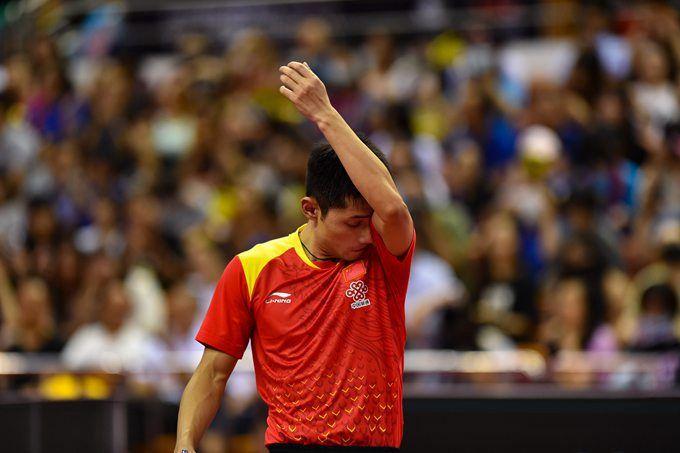 新加坡金沙娱乐华人:国际乒联日本公开赛战报:张继科3-4张本智和_王曼昱2比4伊藤美诚