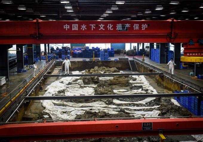 古沉船或值170亿:搜罗殖民地大批金、银及宝石