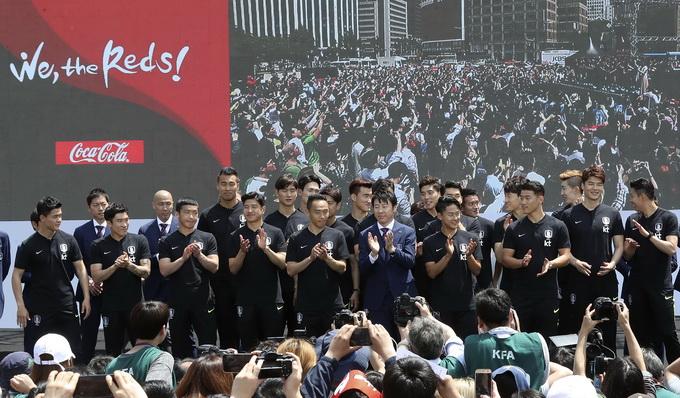 北京赛车公式赢钱方法:2018世界杯诸强动态:韩国队带泡菜出征_乌拉圭队自带180公斤马黛茶