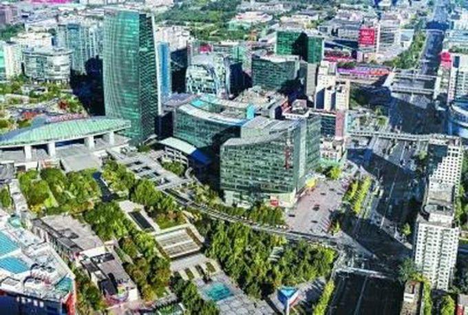 曾经攒机高手黑心导购未来企业家藏身的北京中关村 如今成创业雨林