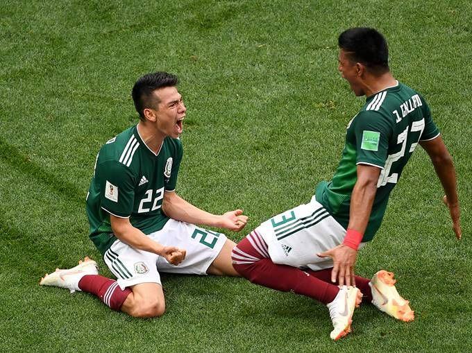 """幸运飞艇几点关盘?:比分预测世界杯:韩国0-2墨西哥_""""草帽军团""""要把德国逼入绝境"""