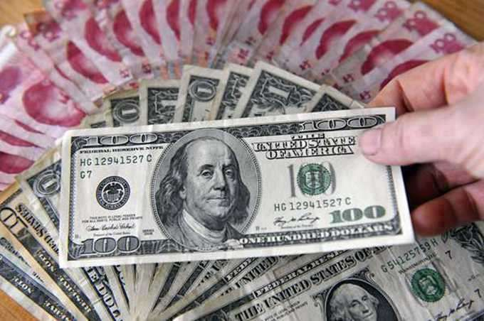 金沙国际华人娱乐平台:人民币兑美元汇率三日跌700余点_市场分析人士这样说
