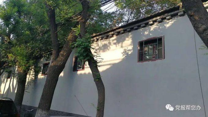 北京赛车公式赢钱方法:东城区藏经馆胡同平房窗户缺雨棚,潲雨!希望有关部门给予解决