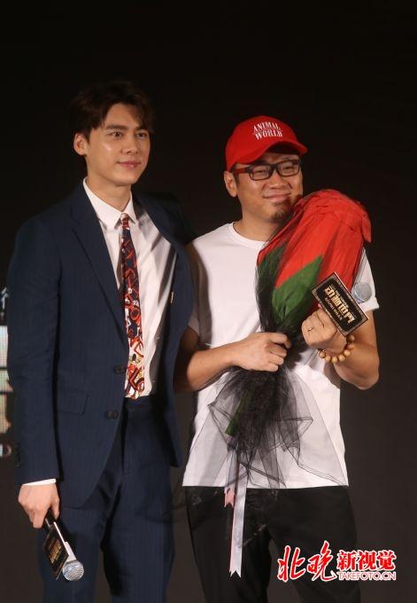 """在电影《动物世界》中,李易峰饰演的郑开司本是一个混沌度日的"""""""