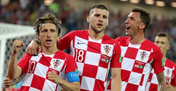 【原创】猜世界杯半决赛克罗地亚队对英格兰队 - 朗月沁心 - 朗月沁心