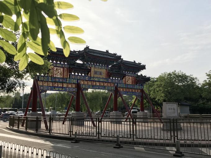 中国古代医药房屋卡通