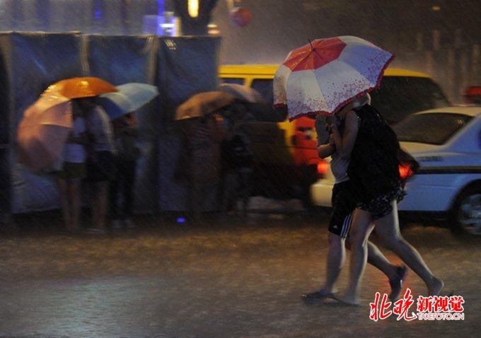最新北京天气预报:周五阴有雷阵雨 周六阴有阵雨转多云