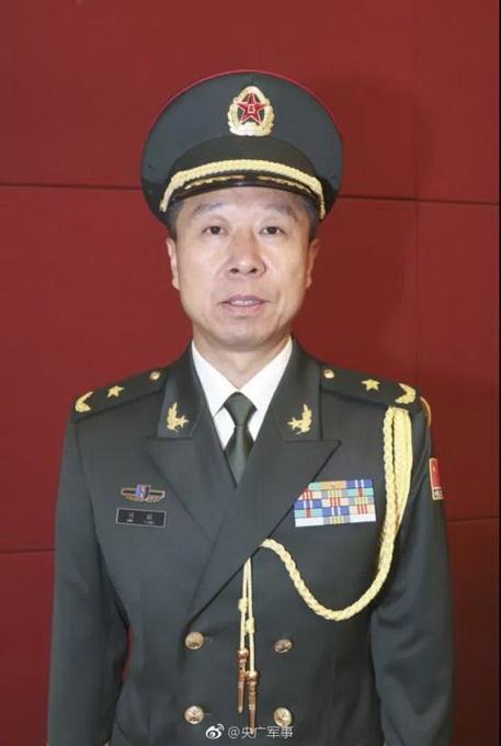 特级航天员刘旺被授予少