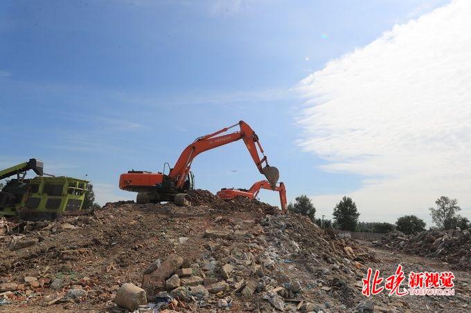 北京朝阳坤江大型木材粮