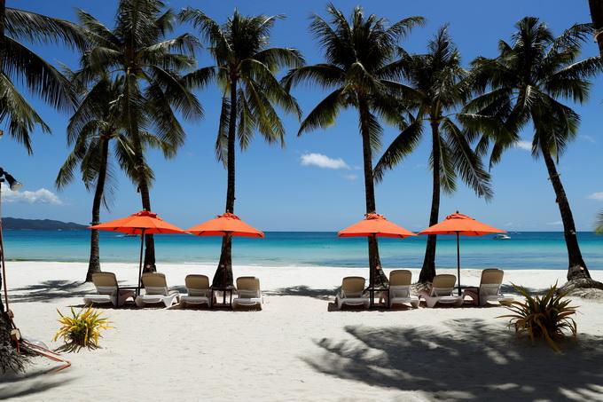 曲阜旅游:菲律宾长滩岛