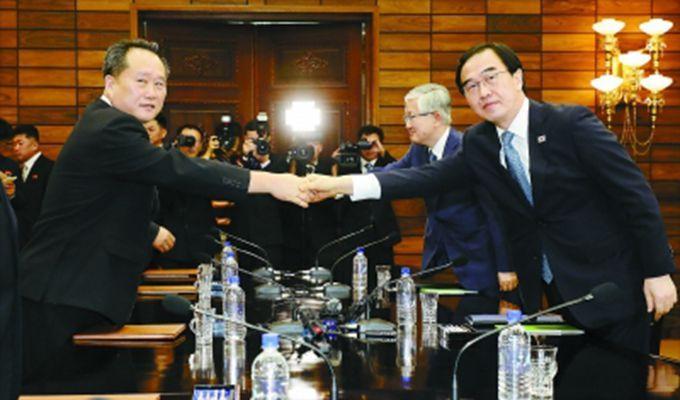 北京赛车公式赢钱方法:韩朝9月将在平壤举行首脑会晤