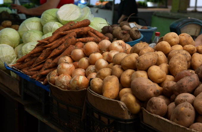 韩国蔬菜价格猛涨:一颗