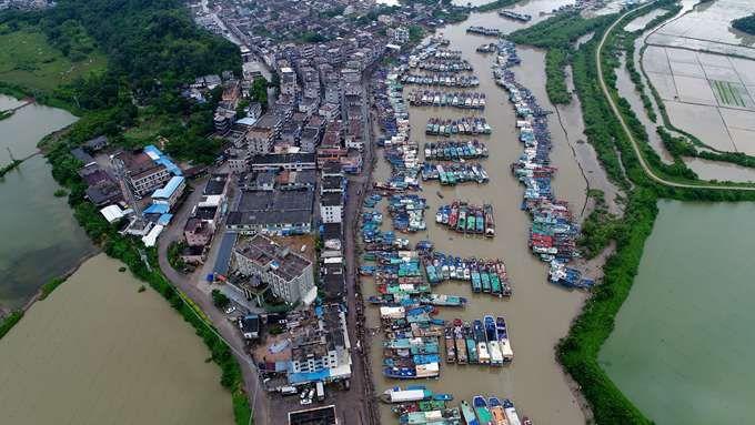 贝碧嘉登陆广东:两渔民失联1人获救1人下落不明 仍在全力搜救(原创)