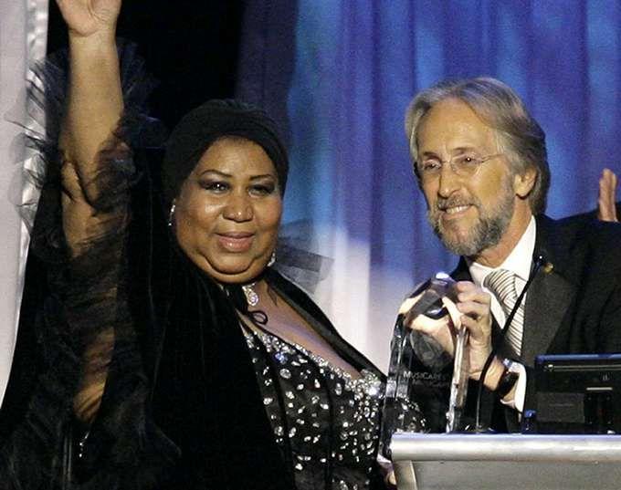 """美国弗兰克林去世 """"灵魂歌后""""是首位入选摇滚名人堂的女歌手(原创)"""