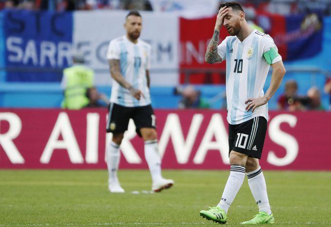 阿根廷最新名单:梅西领衔一堆人无缘 一场热身赛有必要大惊小怪(原创)