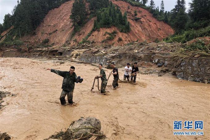 云南麻栗坡洪涝灾害致5人死亡15人失联 详细灾情正在进一步核实中(原创)