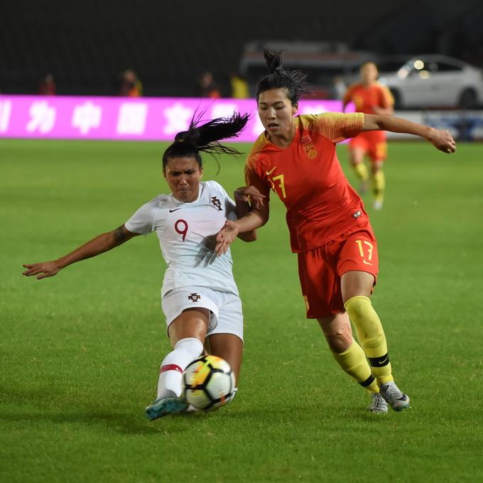 中国女足永川夺冠 28岁探究生宿将高古沙获最有