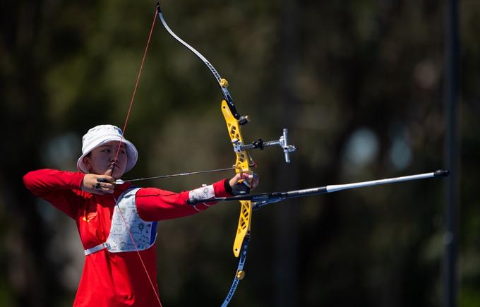 张梦瑶青奥夺冠希望拿奖牌奥运曾先入胜地滑翔伞v奖牌国家图片
